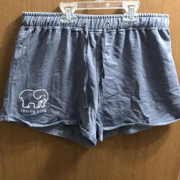 64b0d633452b ivory ella Other - Ivory Ella Pajama Shorts